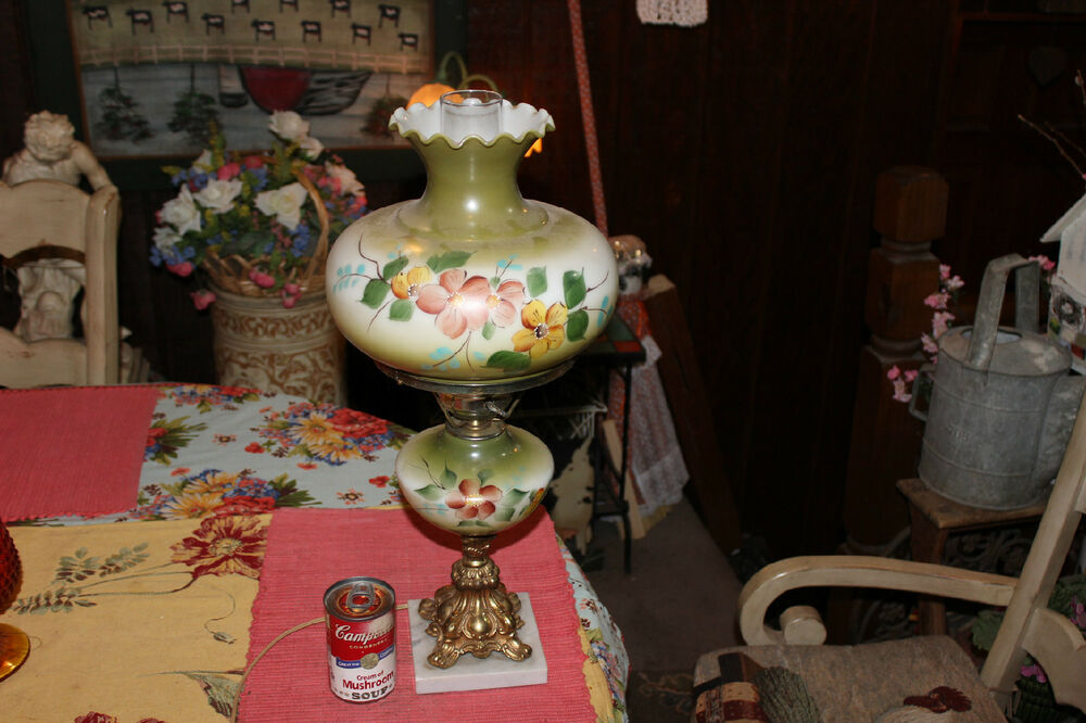 Hedco Lamp History Hedco Lamp Ebay 20 Quot Vintage Antique