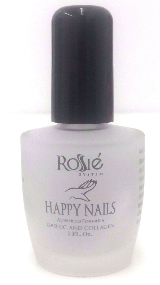 Rossie Happy Nail Garlic and Collagen 1oz 850682006025 | eBay
