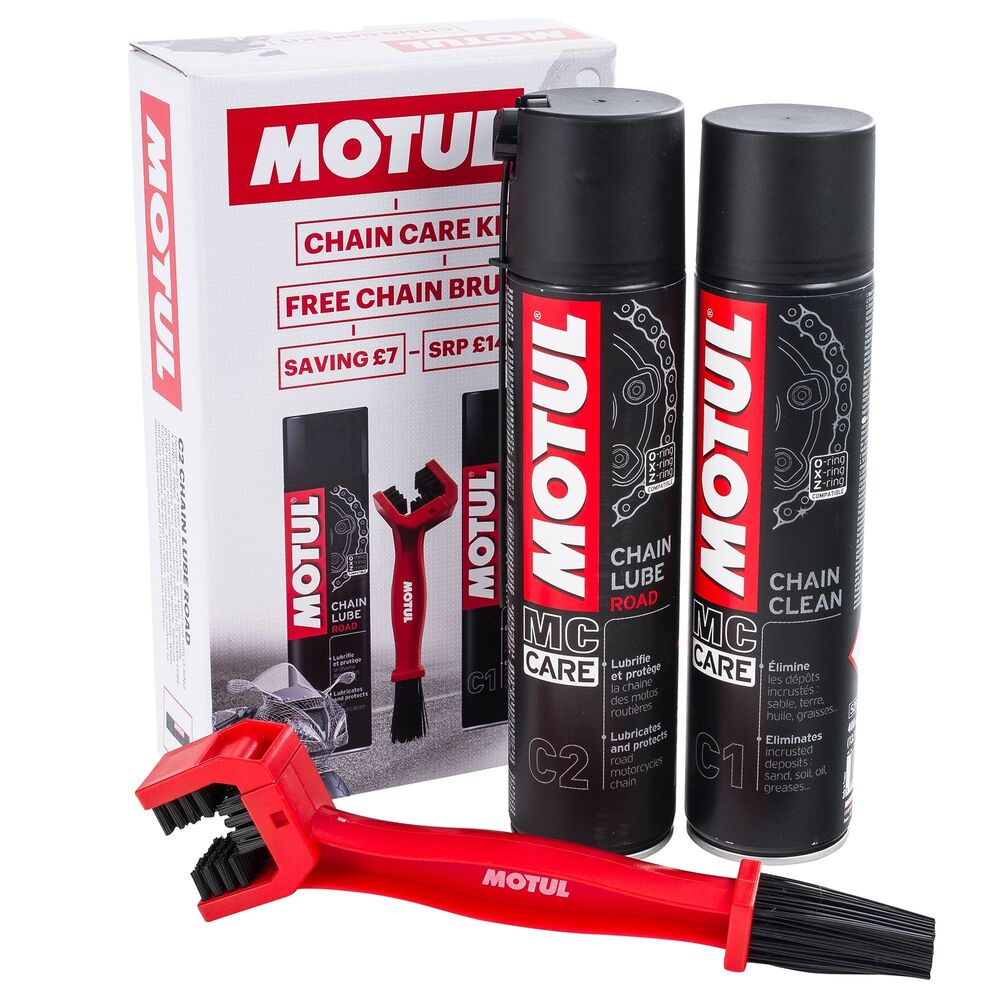 Motorcycle Chain Spray
