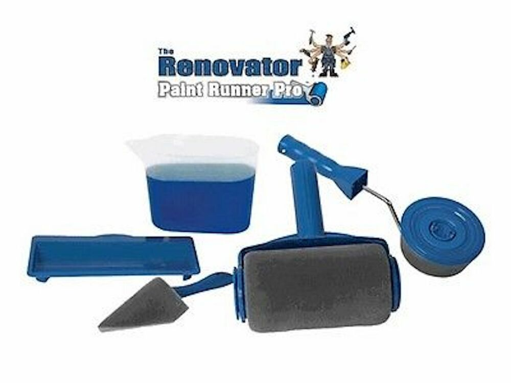 Paint runner pro the renovator genuine item as seen for Paint pros