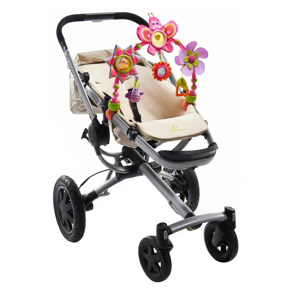 Toys For Strollers : Tiny love stroller toy arch princess butterfly stroll