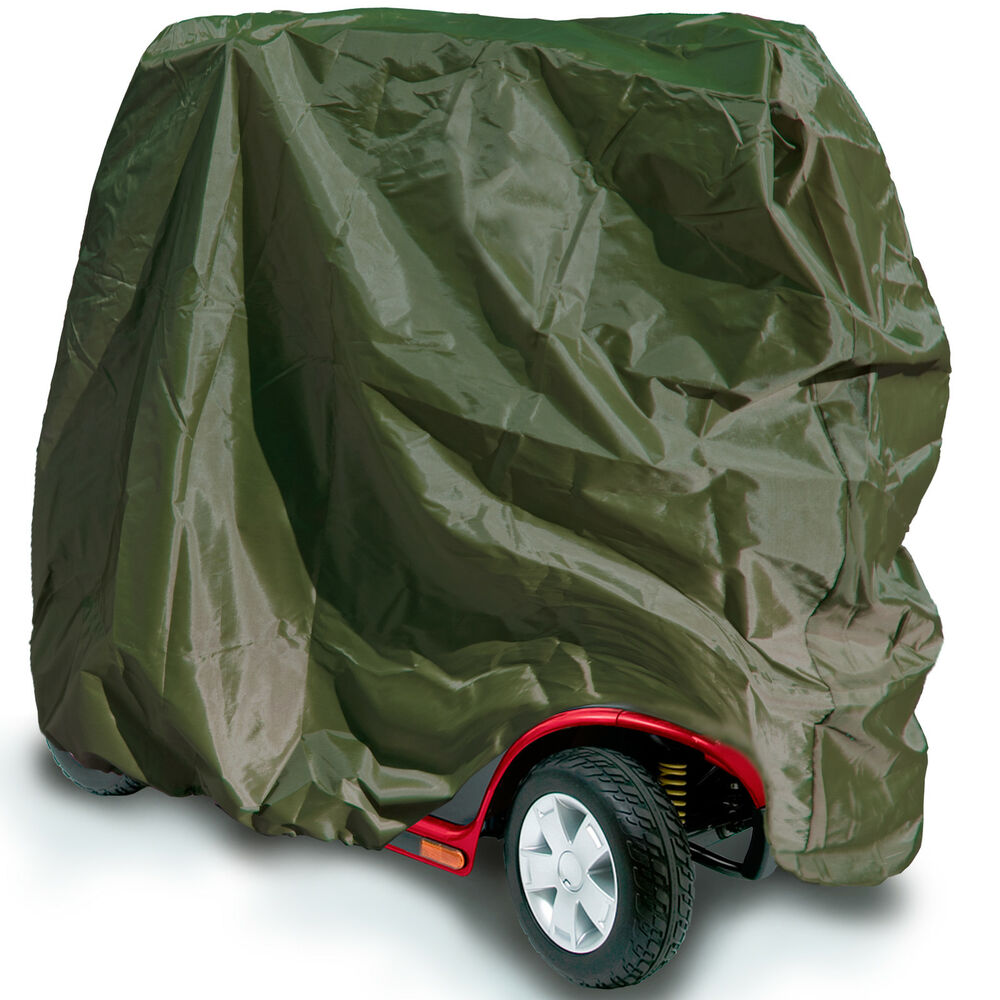 Covered Scooters For Disabled : Water resistant large mobility scooter cover heavy duty