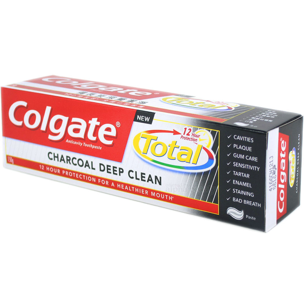 colgate total toothpaste history Improve your mouth health with colgate total, which provides 12 hour germ-fighting protection and improved gum health in 4 weeks.
