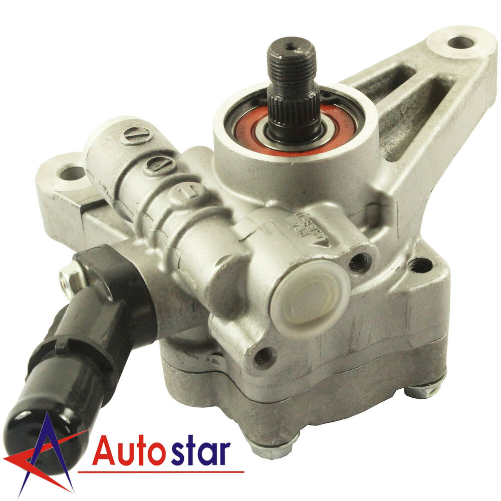 new power steering pump for 2003 2007 honda accord 3 0l v6 56110rcaa01 21 5349 ebay. Black Bedroom Furniture Sets. Home Design Ideas