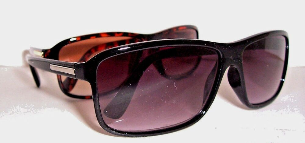NEW READING SUNGLASSES SUN READER Full LENS MAGNIFIED ...