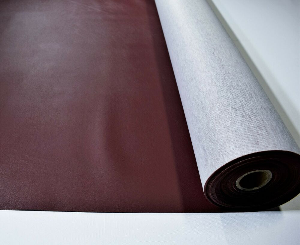 Maroon Marine Outdoor Auto Fabric Boat Upholstery 54 Wide Vinyl By The Yard Ebay