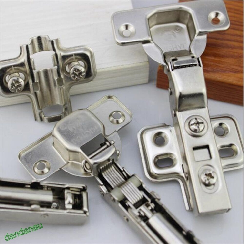 soft close hinges for kitchen cabinets 20 x gtv soft 35mm kitchen cabinet door hinge plate 26432