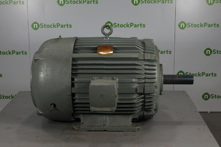 60hp 1800rpm Westinghouse Aafc Rblt 60 Hp Electric