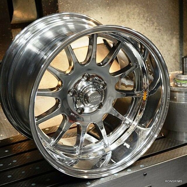 17x11 Custom Bild American Racing Vn477 Wheels Gm Chevy