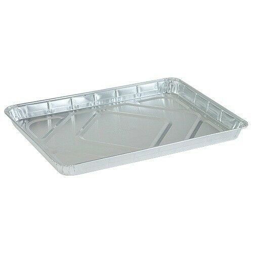 Half Size Cookie Sheet Disposable Aluminum Foil Cake Pans