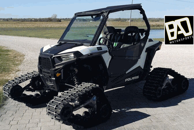 polaris prospector pro tracks manual