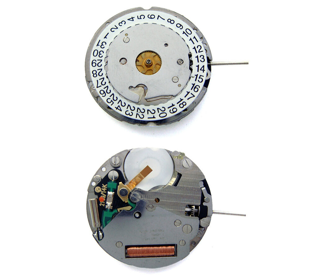 how to clean a watch movement