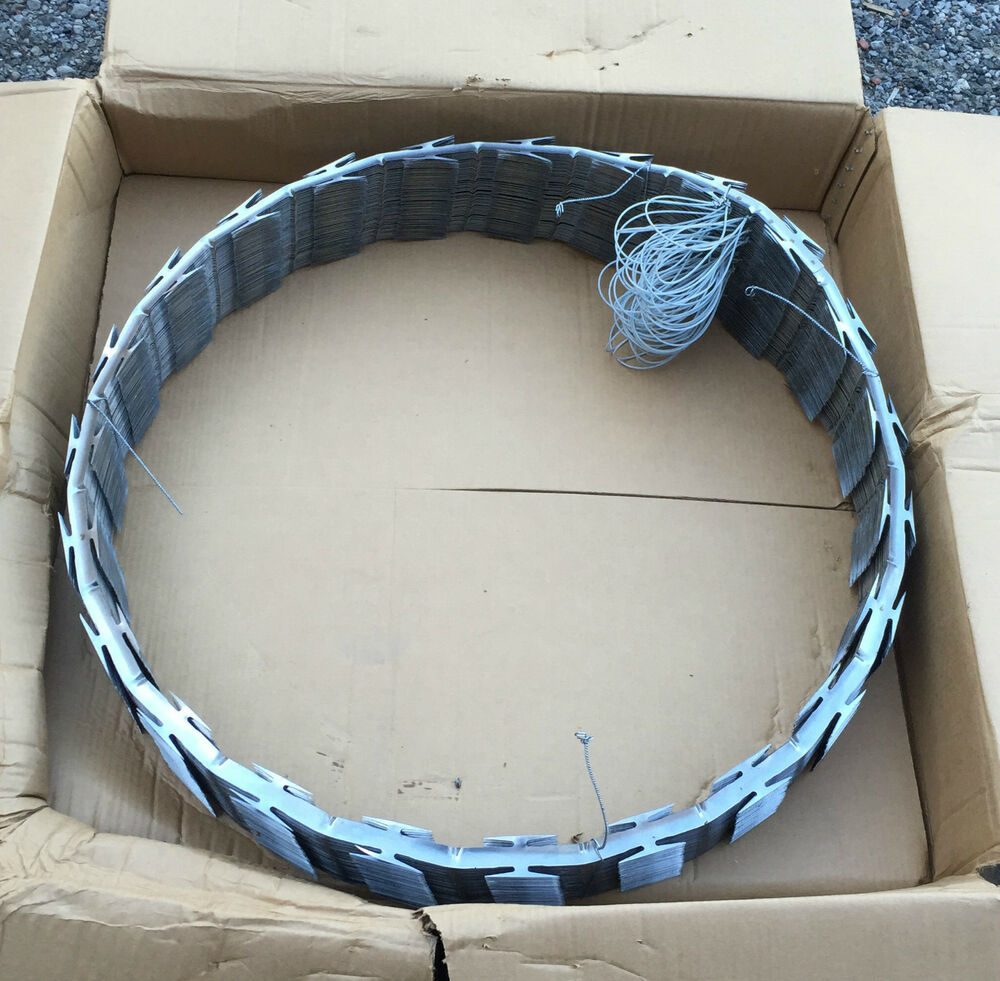 Nos Instabarrier Concertina Barbed Wire Nsn 5660 01 495