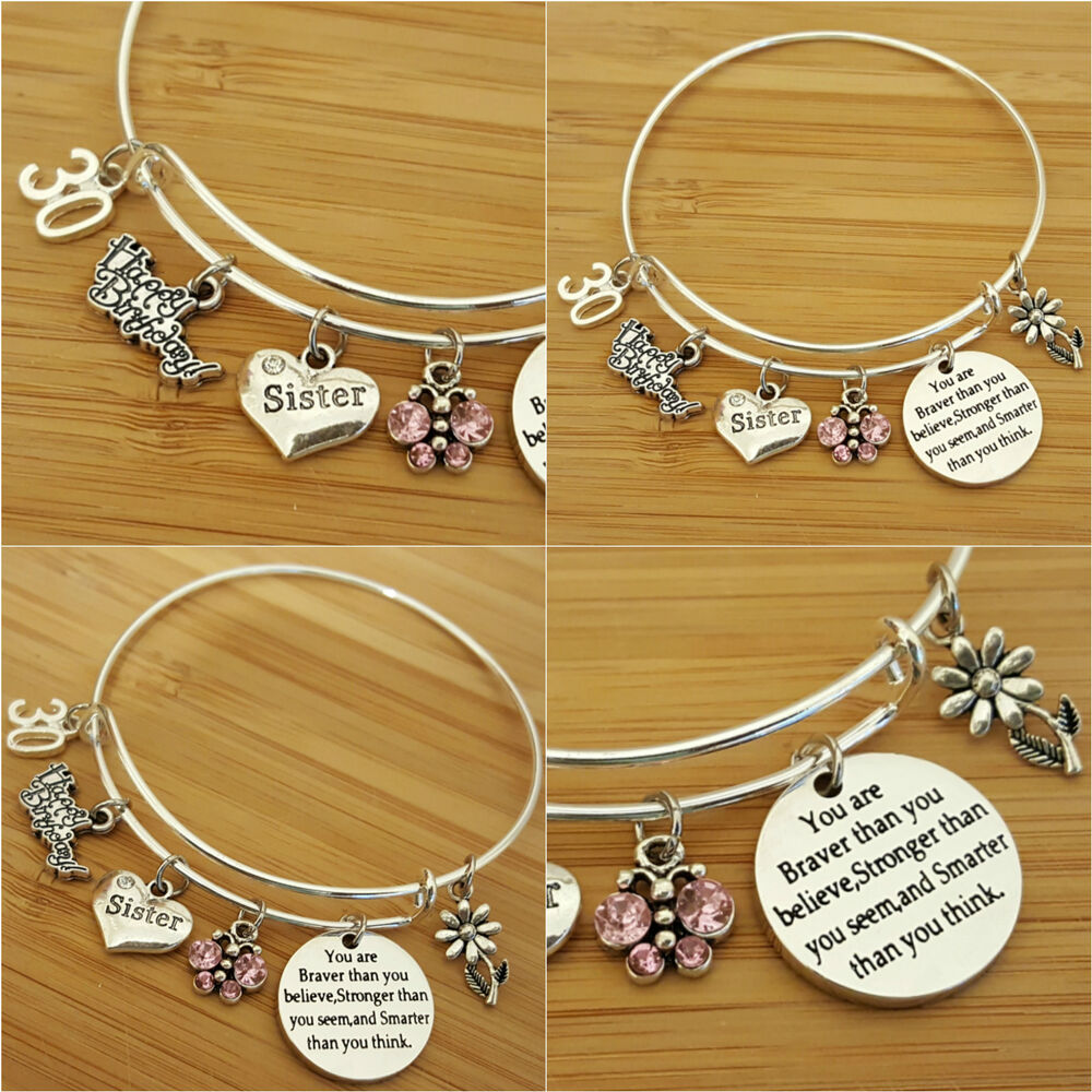 16th Birthday18th Birthday Gift18th Birthday Present By: Personalised BIRTHDAY Gifts Bracelet 15th 16th 18th 21st