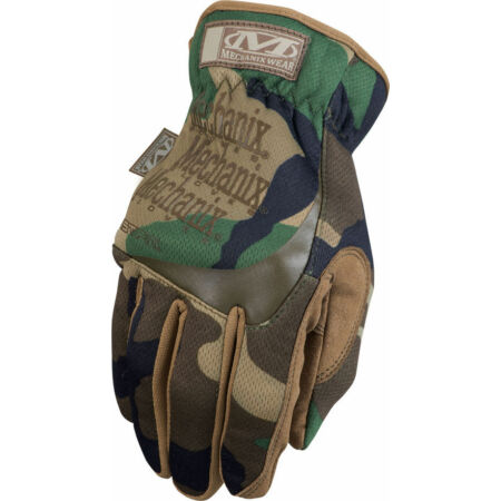 img-Genuine Mechanix Fast Fit New Woodland Gloves All Sizes Tactical Fastfit