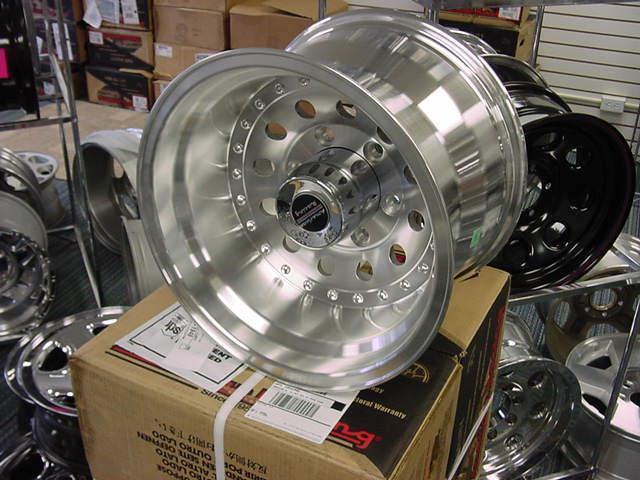 AMERICAN RACING 5 LUG OUTLAW 2,,15X10 5 on 4.5 bolt ...