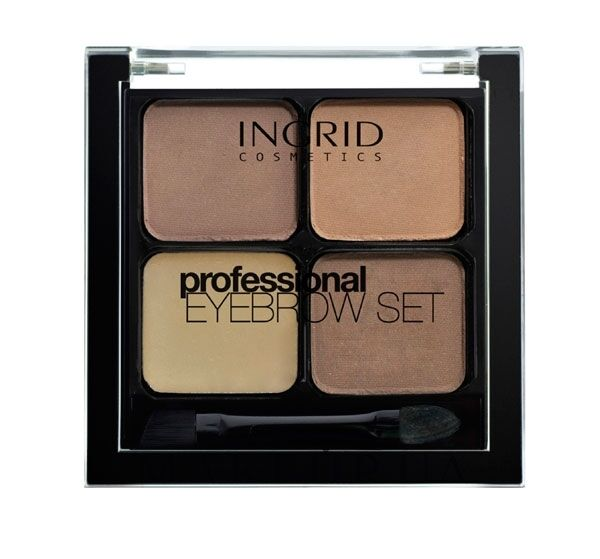 Verona Ingrid Professional Styling Set Eyebrows Colour And