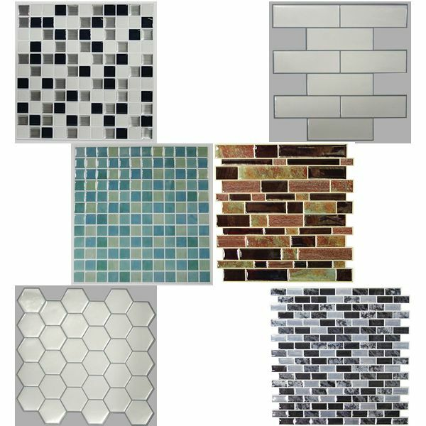 Peel And Stick Tiles Wall Stickers Tiles Roommates Tiles