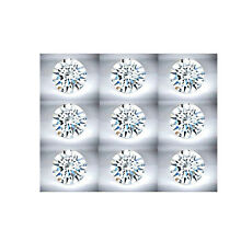 White Round CUBIC ZIRCONIA loose AAAAA CZ lots 1 -15mm Stones IF Wholesale USA