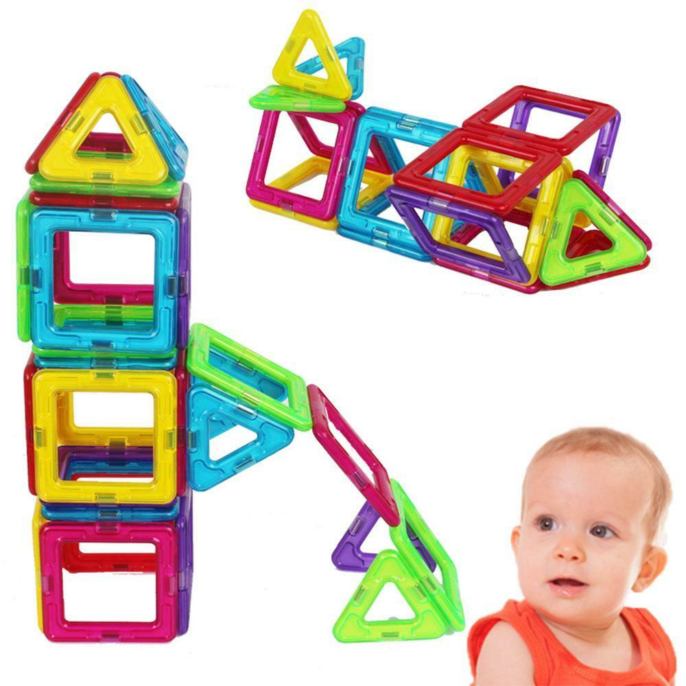 Magnetic Toys For Toddlers : Pcs magic magnetic building blocks educational toys set