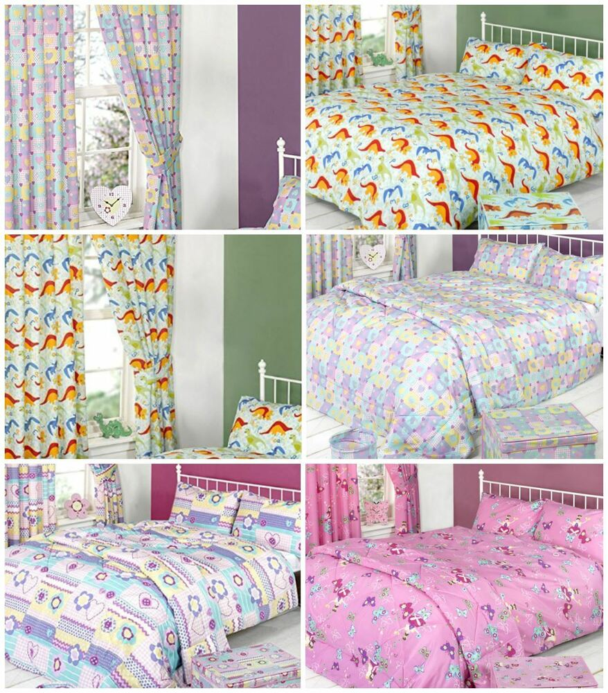 Children S Clearance Duvet Quilt Cover Bedding Sets Or