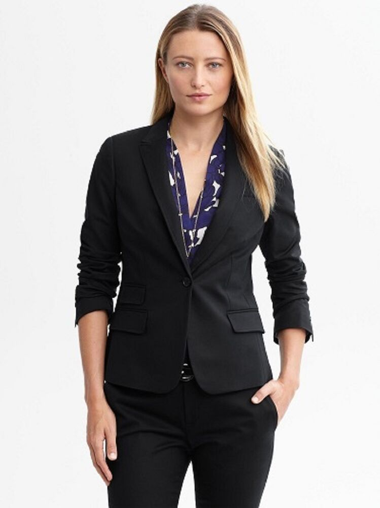 Elevate any wardrobe with Women's Suits from Banana Republic Factory. Browse an incredible selection of the latest Suits for Women and find a great fit for any individual style. Create your next great look today with stylish Women's Suits from Banana Republic Factory. Find versatile Suits for Women that will complement your unique personality.