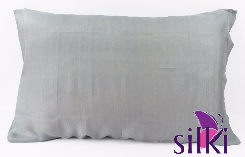 1 Pc 100 Mulberry Light Silk Pillowcase Slip Standard