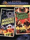 Invisible Invaders/Journey to the Seventh Planet (DVD, 2003, Midnite Movies Double Feature)