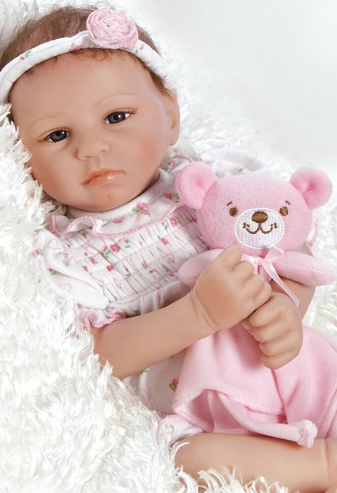 Paradise Galleries Realistic Baby Doll Bundle Of Joy Gift