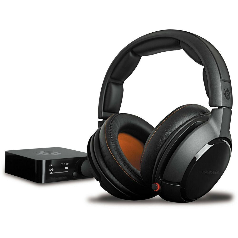 steelseries h wireless gaming headset dolby 7 1 surround. Black Bedroom Furniture Sets. Home Design Ideas