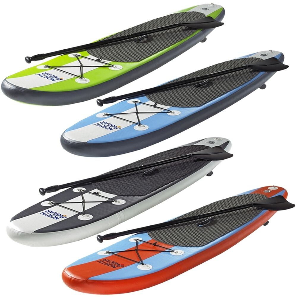 North Gear Inflatable Sup Stand Up Paddle Board Package