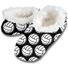 Extremely Soft Fleece Volleyball Snoozies