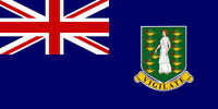 BRITISH VIRGIN ISLANDS FLAG 5' x 3' Caribbean Isles Flags Union Jack