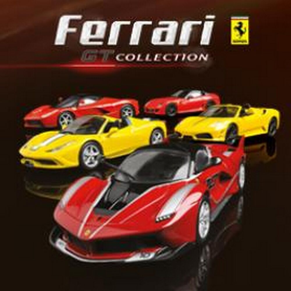 1 43 ferrari gt collection ebay. Black Bedroom Furniture Sets. Home Design Ideas