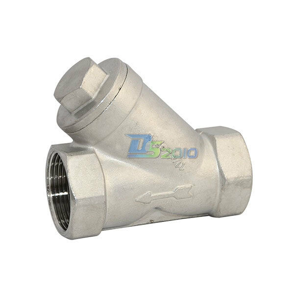 1 1 4 Quot Wye Strainer Mesh Filter Valve 800 Wog Stainless
