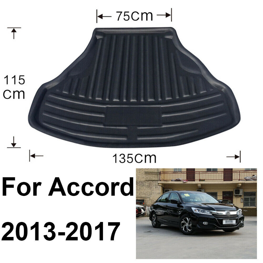 For Honda Accord 13 2014 2015 2016 17 Car Trunk Tray Boot