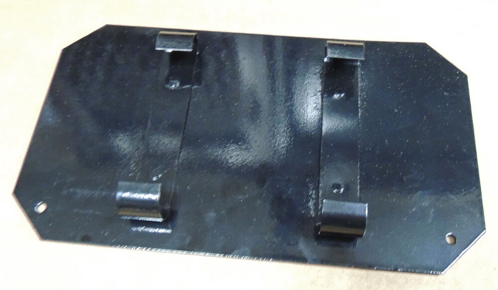 1930 1931 Model A Ford Battery Cover Plate Floor Coupe