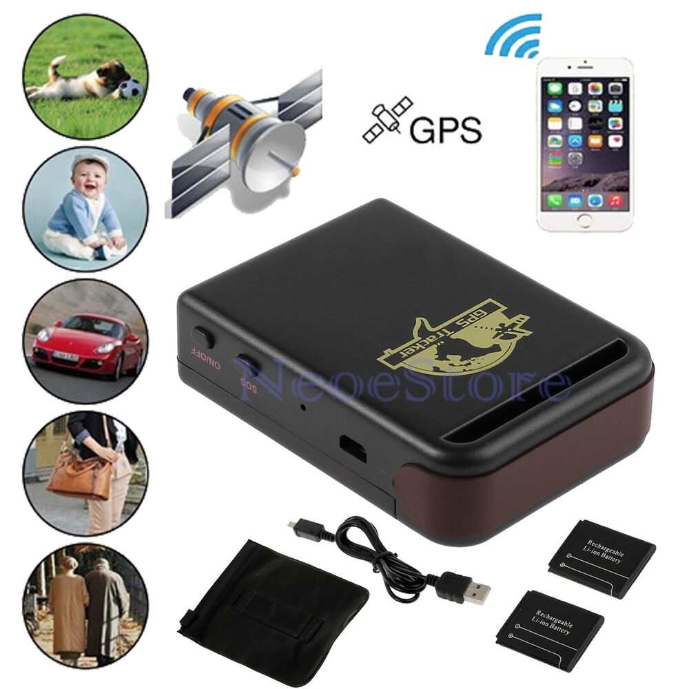 new mini gps tracker magnetic car vehicle spy personal. Black Bedroom Furniture Sets. Home Design Ideas