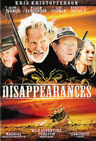 Disappearances ---Like New Disc and Cover Art - NO CASE  (DVD)