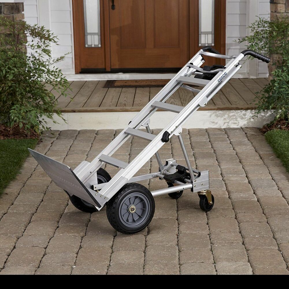 Moving Equipment Hand Truck Appliance Cart Furniture Dolly