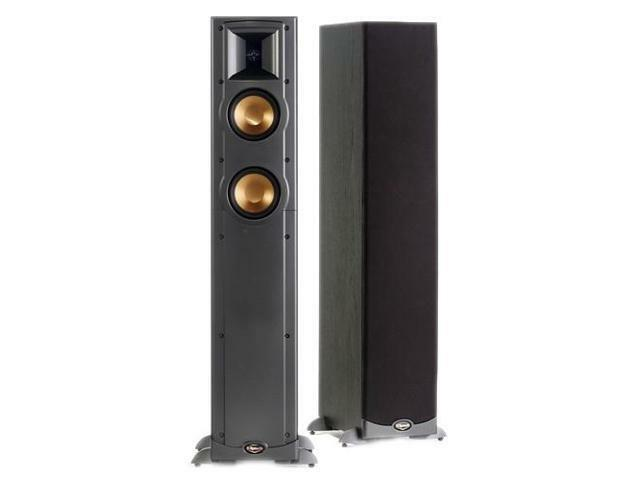 klipsch reference series rf 10 dual 4 5 inch two way floorstanding speaker sing 743878014914 ebay. Black Bedroom Furniture Sets. Home Design Ideas