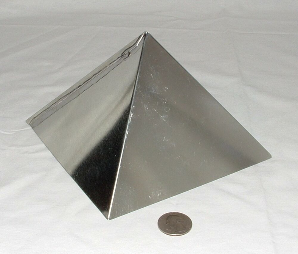 Candle making supplies giza pyramid mold 6 inch diy hobby for Craft and hobby supplies