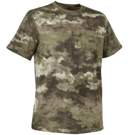img-Helikon T-Shirt Tactical Top Combat Security Work Wear Mens Cotton Legion Forest