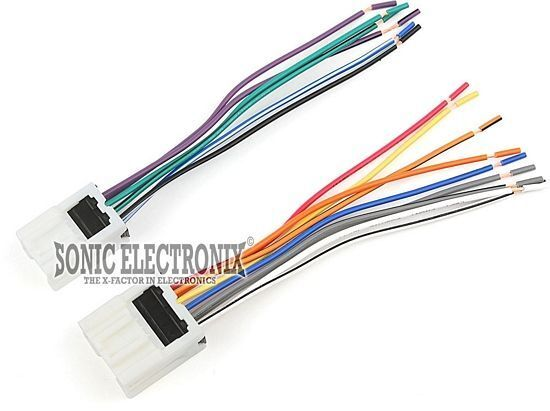 metra 70 7550 radio install wiring harness for 1995 up. Black Bedroom Furniture Sets. Home Design Ideas