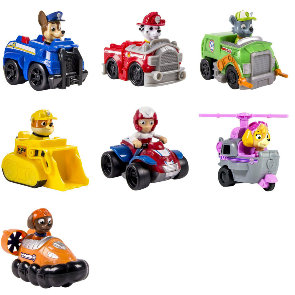 Paw Patrol Toy For Everyone : Paw patrol toy racers assorted ebay