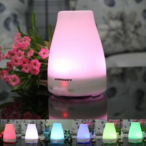 essential incense oil diffuser urpower aromatherapy 100ml free oil sample ebay. Black Bedroom Furniture Sets. Home Design Ideas