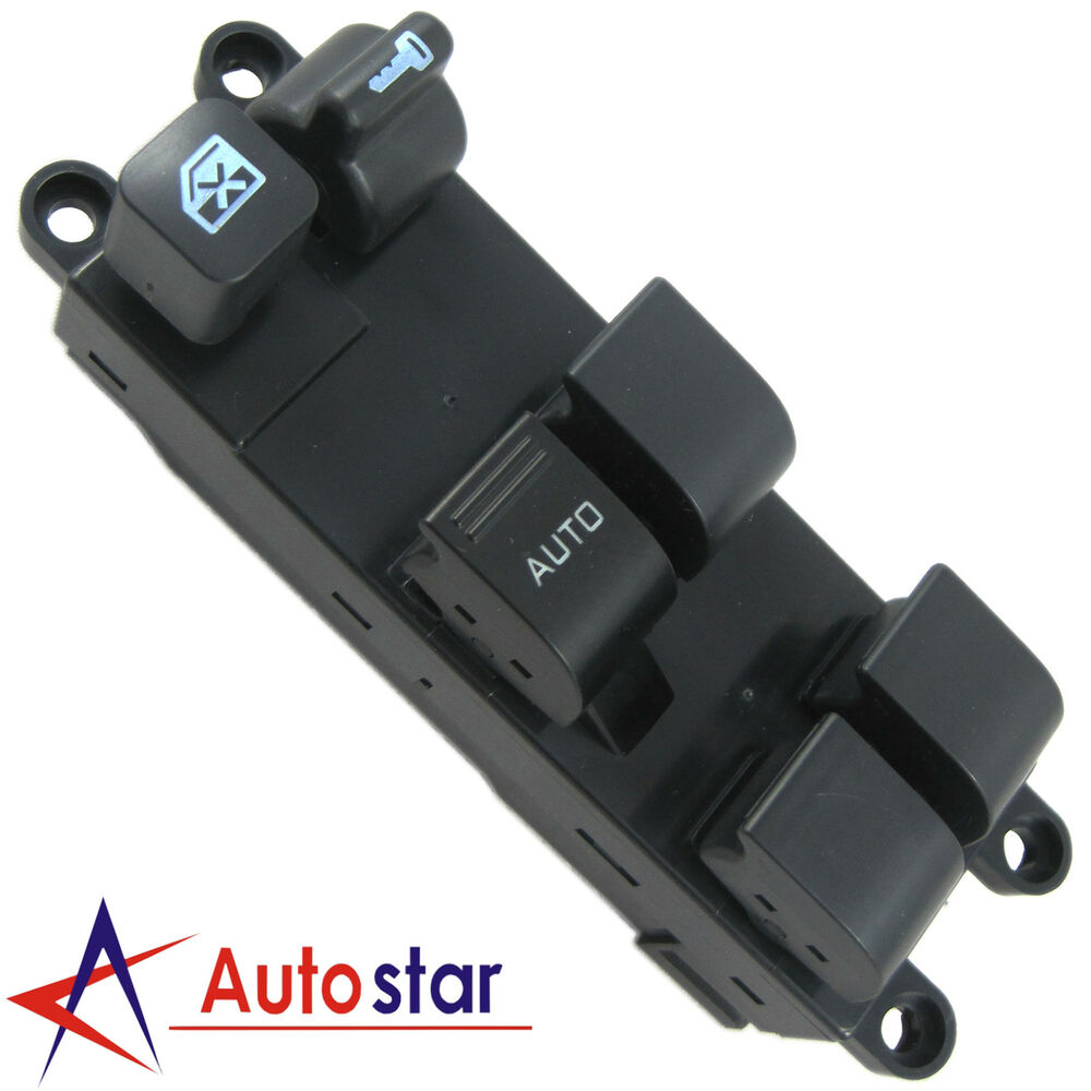 Power window master control switch 25401 9e000 for for Window master