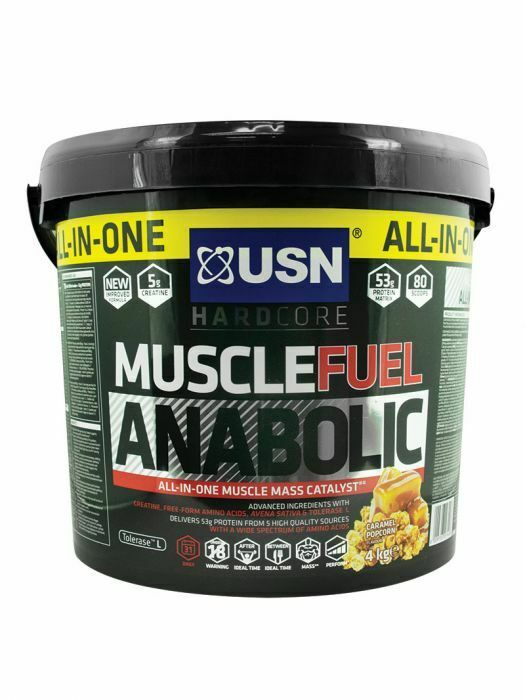 USN Muscle Fuel Anabolic All-In-One Muscle Mass Catalyst