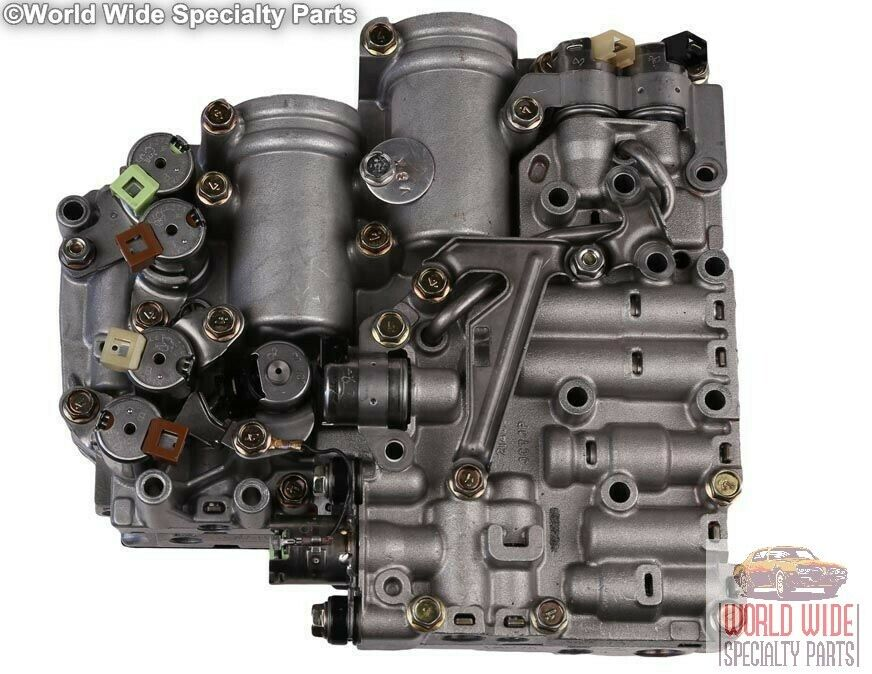 Ford Diesel Engine In Addition 4l60e Transmission Valve Body Diagram