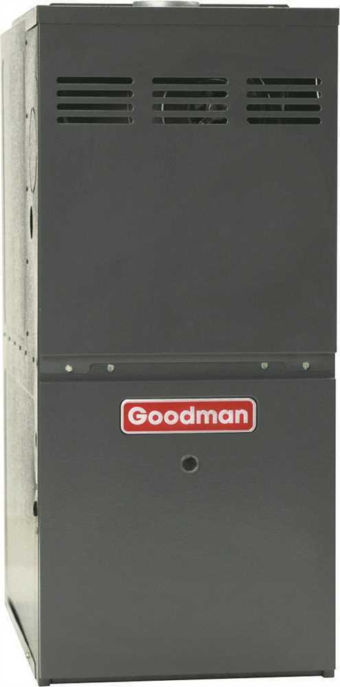 Goodman Gds80603ax Gas Furnace 80 One Stage Low Nox